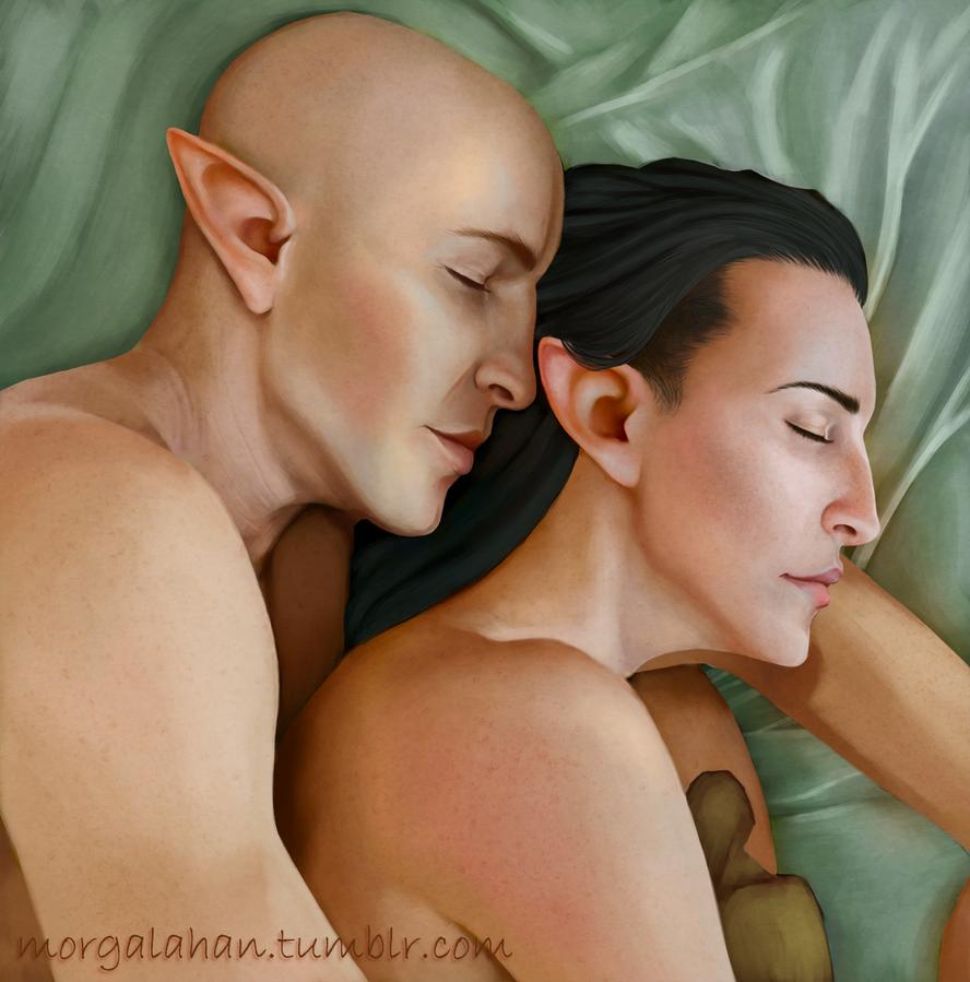 SleepingTogether005-FINAL by Morgalahan