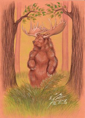 God of Forests