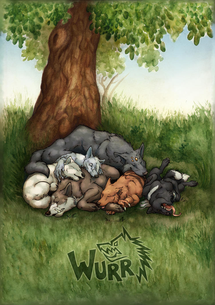Wurr pile by Paperiapina