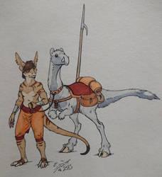 Entica: Sabet and Nyla