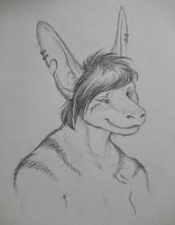 Entica: Sabet portrait