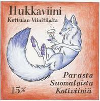 Schoolwork 6 Hukkaviini by Paperiapina