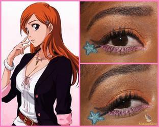 Eye Design: Orhime Inoue by MakeupSiren