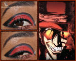 Eye Design: Alucard