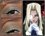 Eye Design: Integra Hellsing