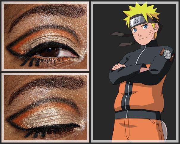 Eye Design: Naruto by MakeupSiren