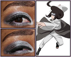 Eye design: Neji Hyuga by MakeupSiren