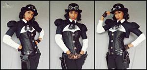Wild West Steampunk (Lady Jacqueline)
