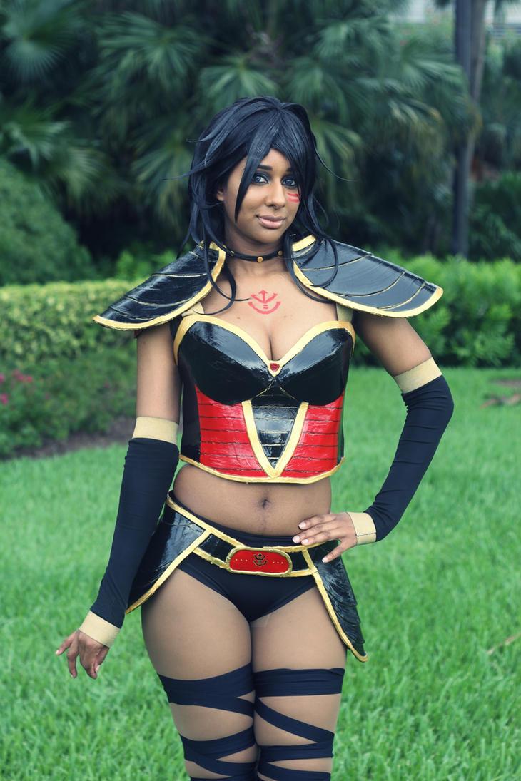 FL Supercon 2014: DragonBall Z Cosplay (Azuki) by MakeupSiren on ...