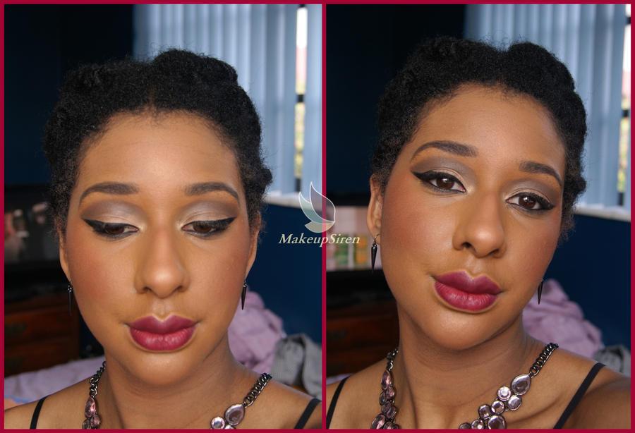 MakeUp Design: Romantic Valentine by MakeupSiren