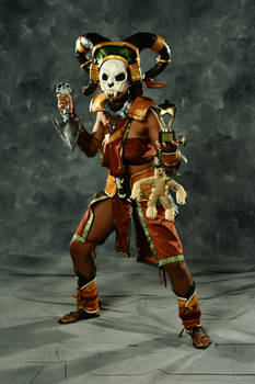 Diablo 3 Cosplay: The Witch Doctor