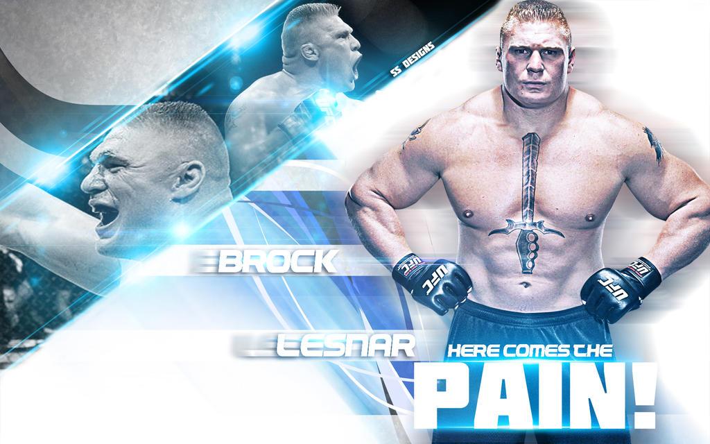 Brock Lesnar Wallpaper By Shikhary2j