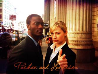 Parker and Hardison by praskovka