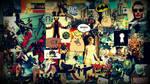 BuNKiTZ' Mash-Up Wallpaper