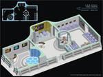 omega infirmary 3d