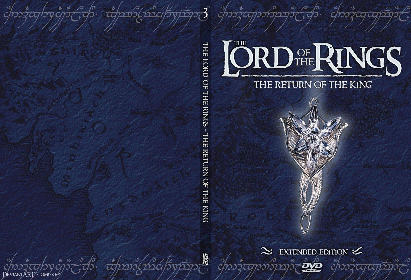 LOTR - return of the king by omi-key on DeviantArt