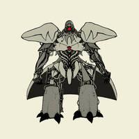 Diamond Weapon by GrosDino