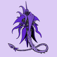 Sapphire Weapon by GrosDino
