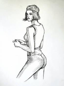 @chuu_chloe sketch