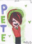 Pete Wentz Doodle :D