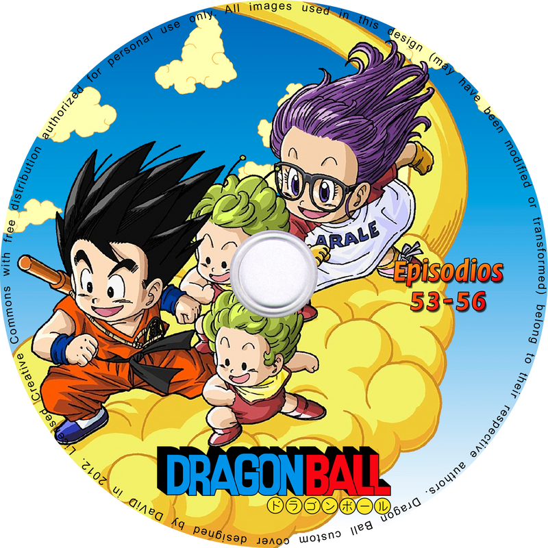 dragon ball super cover dvdcover dvd