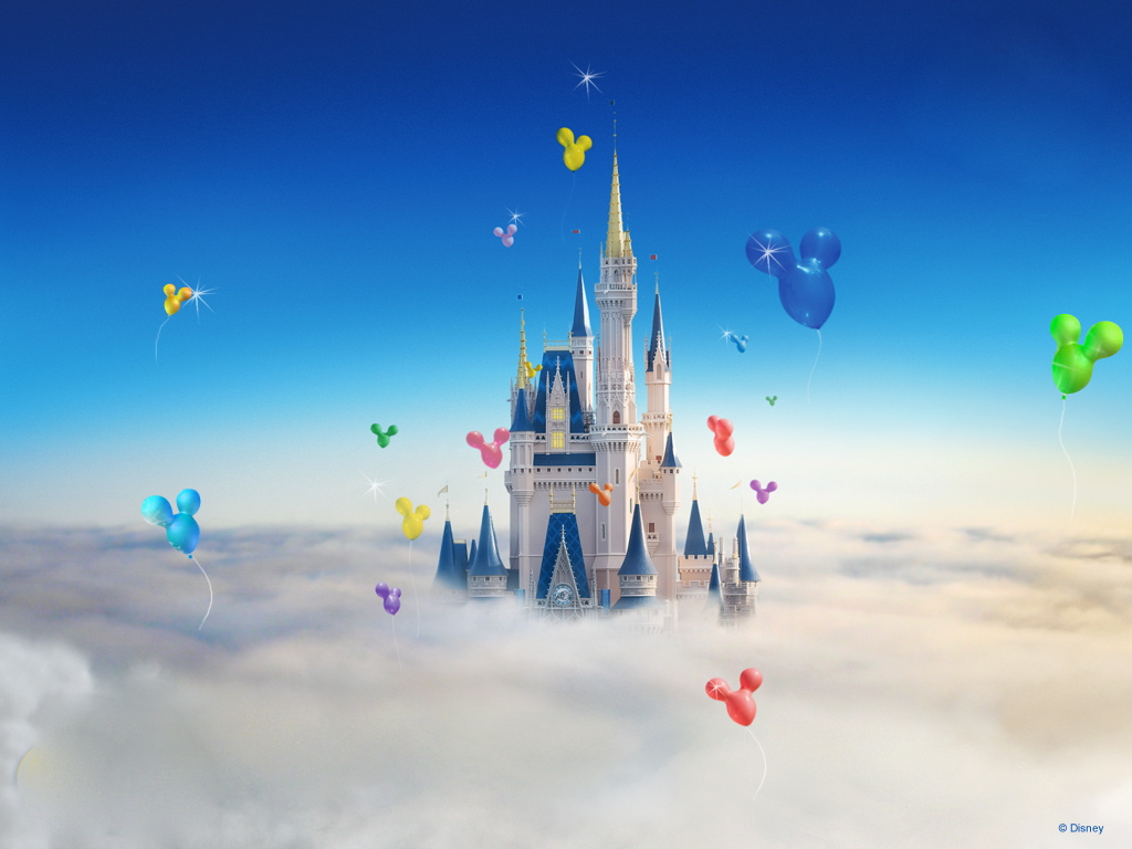 Disneyland Logo Wallpaper DisneyLand Wallpaper by