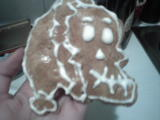 Grim Reaper Gingerbread by dorka429
