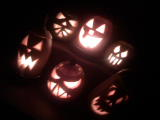 Pumpkin Heads by dorka429