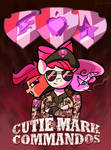 Cutie Mark Commandos by Stupchek