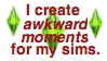 Awkward Moments for Sims by Starlow-FTW