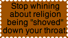 Religion and Your Throat by Starlow-FTW