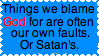 Blaming God by Starlow-FTW