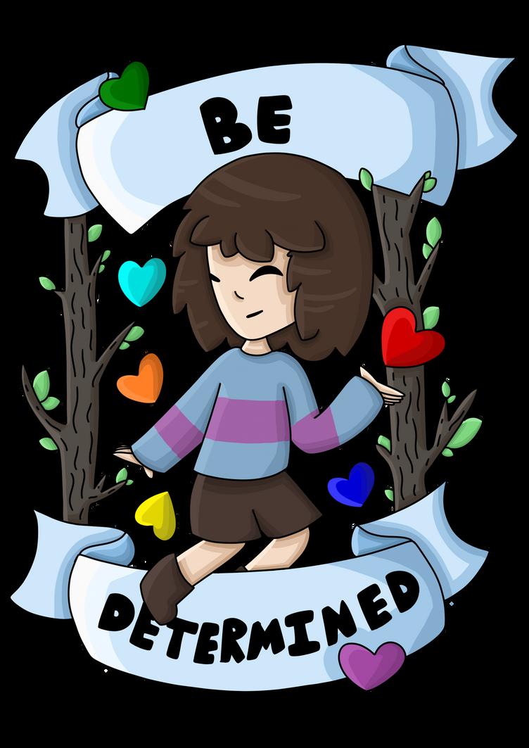 Okay back to determination by WalkinWombat