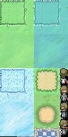 RPG Maker Friendly Tileset For Poke- Dirtywiggles