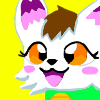 Happy Meli Icon by FlamieShadowTiger