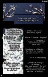 A hymn for blood - 1 (Creepypasta comic)