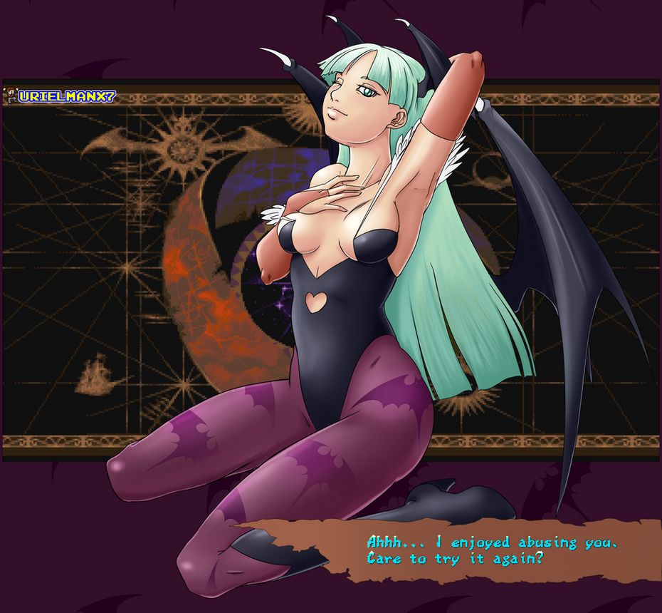 Morrigan win quotes #1 *Abuse- by UrielManX7
