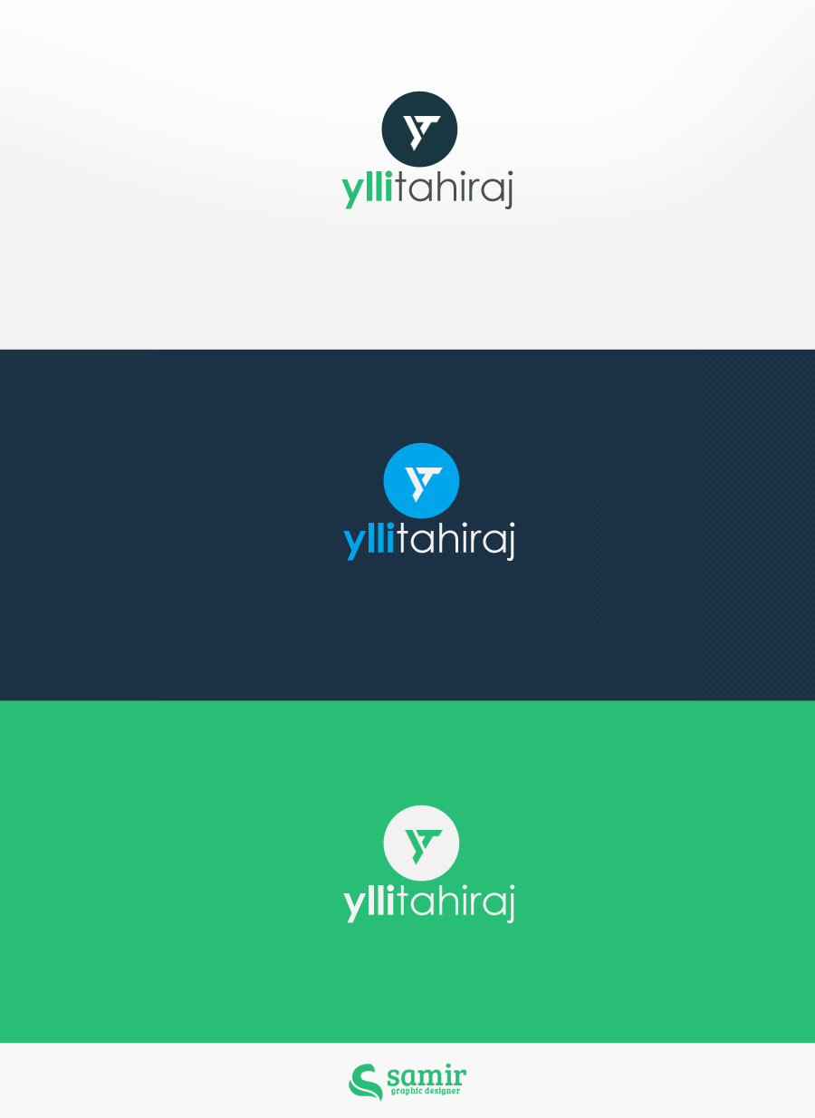 YlliTahiraj logo by thesamirH