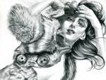 Lady in Fur