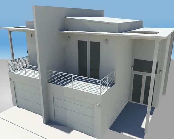 My future villa by djlibe