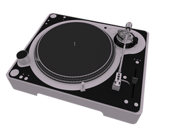 Turntable by djlibe