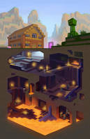This is Minecraft by MisterCrowbar