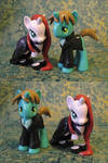 Leyna and Deroy ponies
