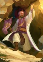 Pilgrims of Rao: Kanzame by MisterCrowbar
