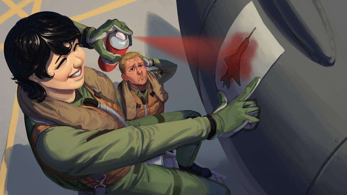 Danger Zone 4 by MisterCrowbar
