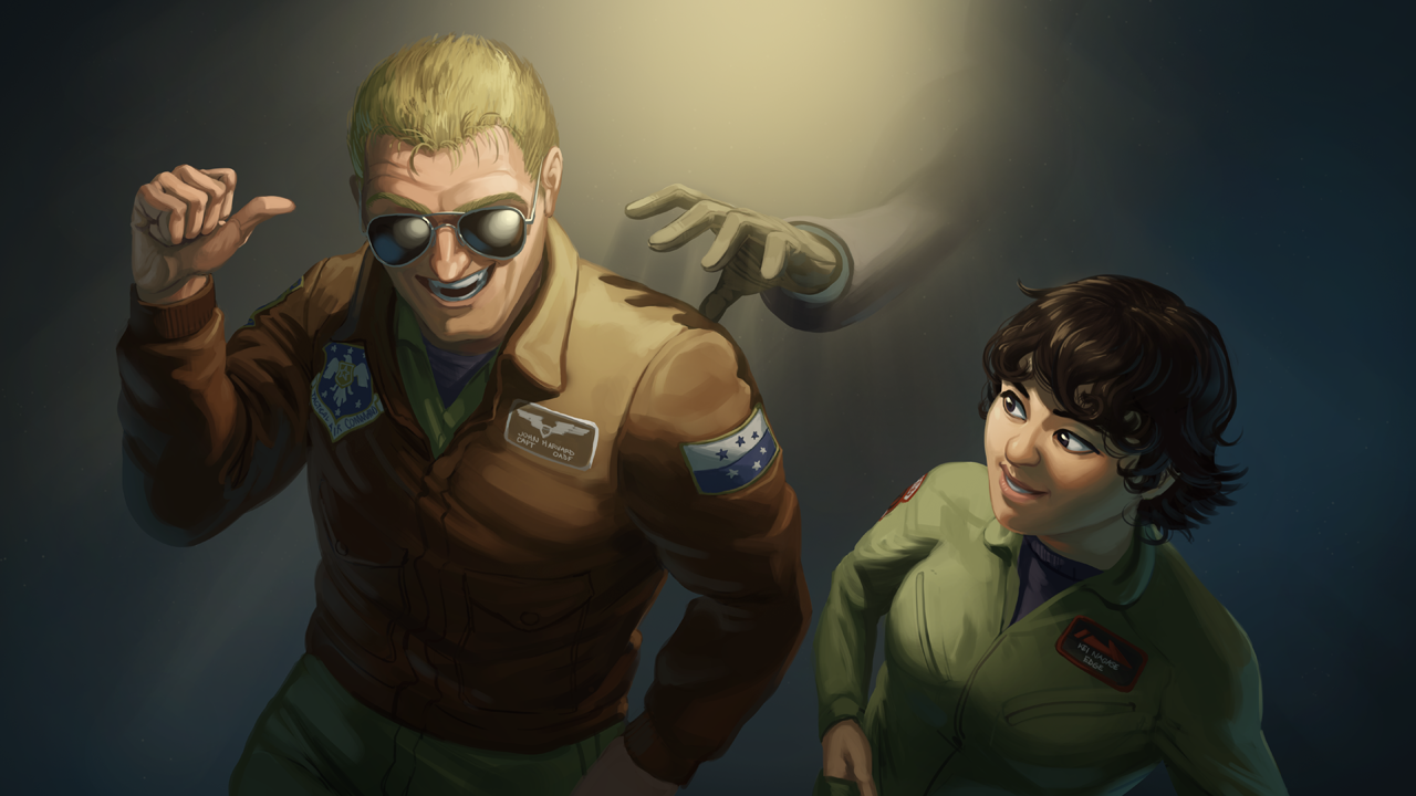 Danger Zone 6 by MisterCrowbar