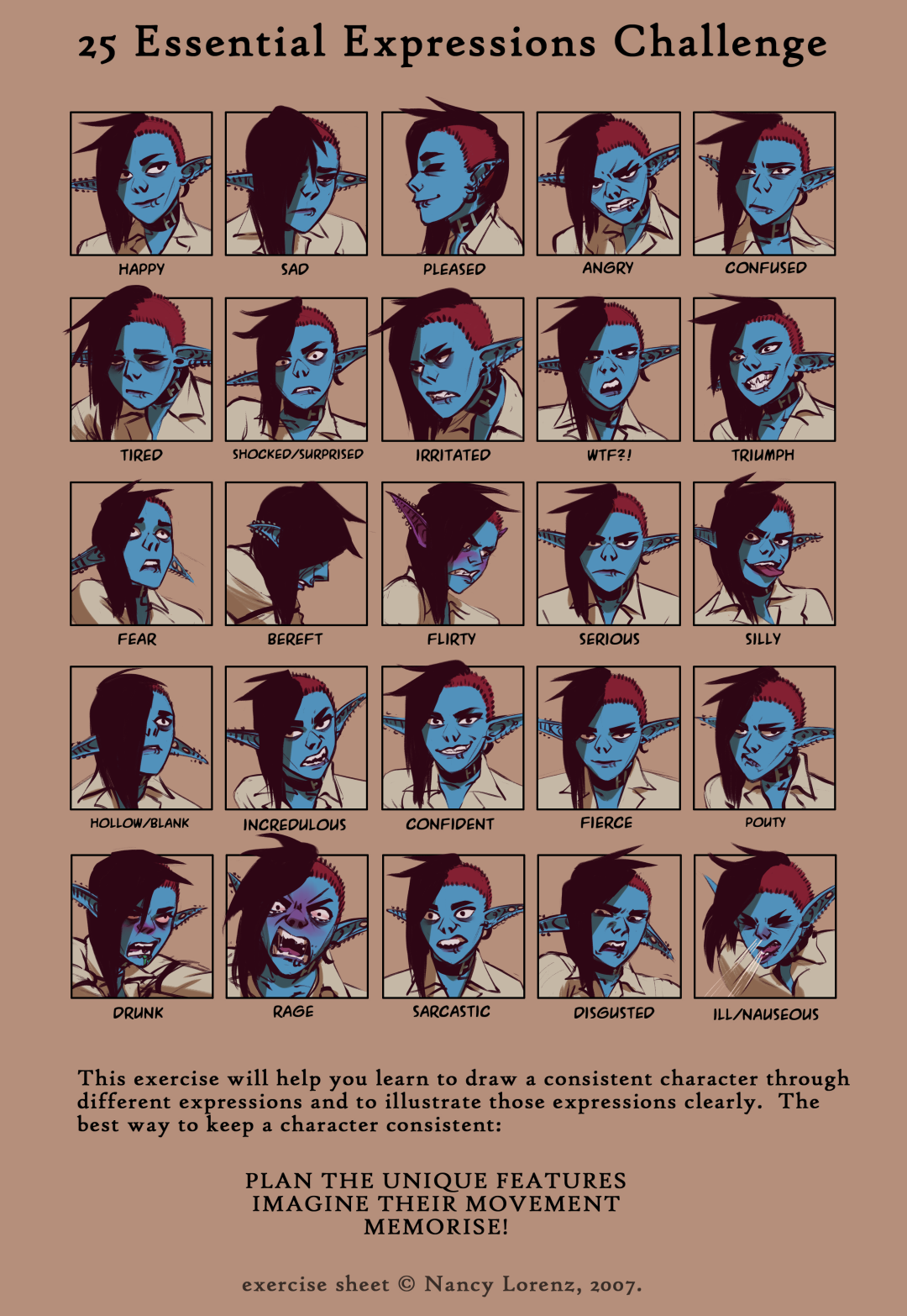 Ryybyn Expressions Meme by MisterCrowbar