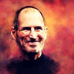 Steve Jobs by SubhrajitDatta