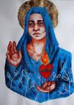 Holy Mary iconography