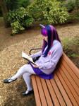 Twilight Sparkle: Study Hard!
